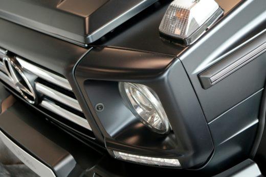 Mercedes G-Wagon: En bil Classic Star Club ApS har udviklet et speciale i.